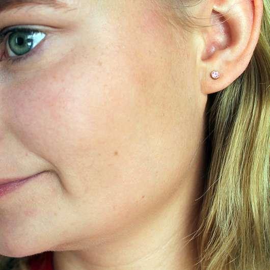 e.l.f. Cosmetics Metallic Flare Highlighter, Farbe: Rose Gold - Haut ohne Produkt