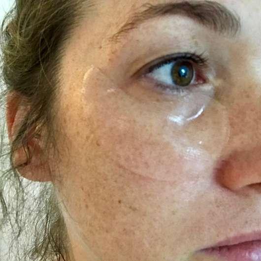 e.l.f. Hydrogel Under Eye Masks - Augenbereich mit Pad