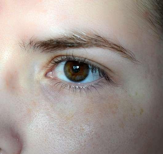 e.l.f. Hydrogel Under Eye Masks - Augenbereich vor der Anwendung