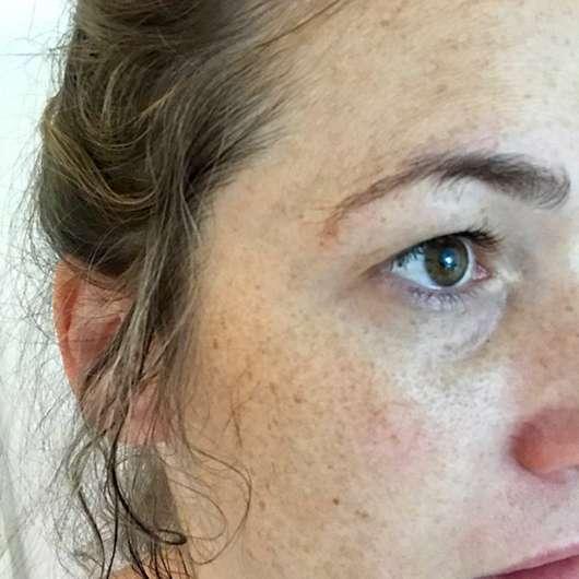 e.l.f. Hydrogel Under Eye Masks - Augenbereich nach der Anwendung