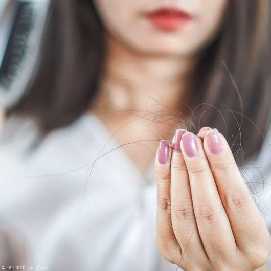Mit diesem Trick verhindert ihr Haarausfall!
