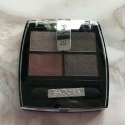 Produktbild zu IsaDora Eye Shadow Quartet – Farbe: 20 Urban Jungle (LE)