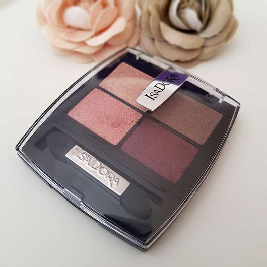 IsaDora Eye Shadow Quartet, Farbe: 21 Metropolitan (LE)