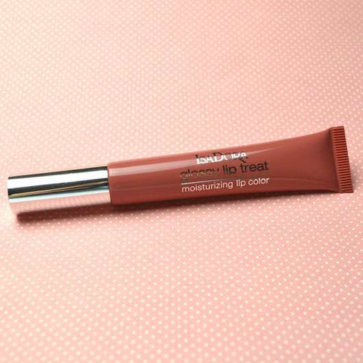 IsaDora Glossy Lip Treat Moisturizing Lip Color, Farbe: Ginger Glaze (LE)