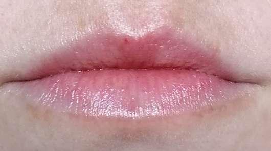 Kiehl's Buttermask For Lips - Lippen mit Produkt