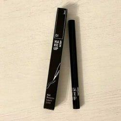 Produktbild zu Make up Factory Ultra Full Precision Liquid Liner – Farbe: 01 Black