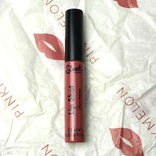 Sleek MakeUP Lip Shot Gloss Impact, Farbe: Brutal Honesty