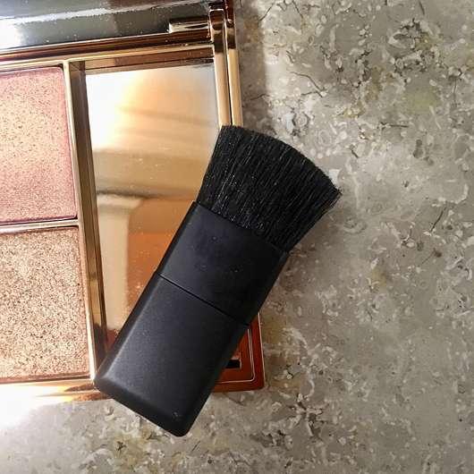 Sleek MakeUP Highlighting Palette, Farbe: Copperplate - Pinsel