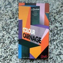 Produktbild zu Sleek MakeUP i-Divine Mineral Based Eyeshadow Palette – Farbe: Colour Carnage