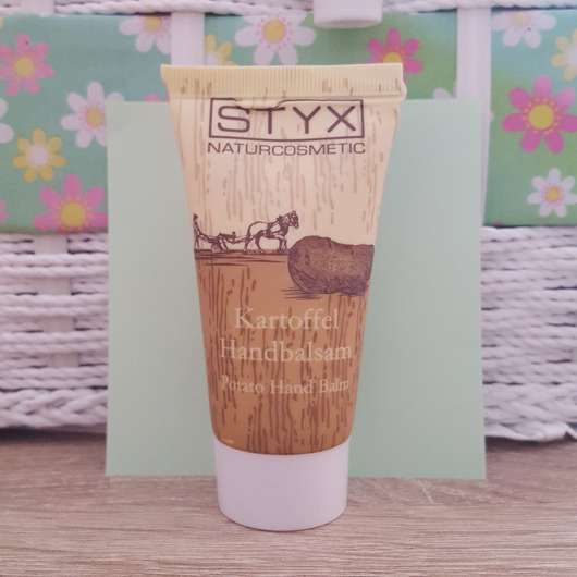 STYX Naturcosmetic Kartoffel Handbalsam