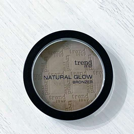 trend IT UP Natural Glow Bronzer, Farbe: 020