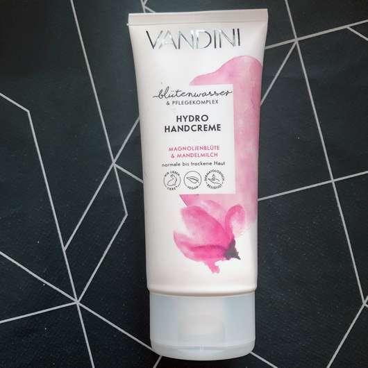 <strong>VANDINI</strong> Hydro Handcreme Magnolienblüte & Mandelmilch