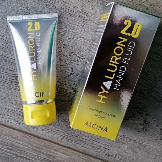 <strong>Alcina</strong> Hyaluron 2.0 Hand Fluid
