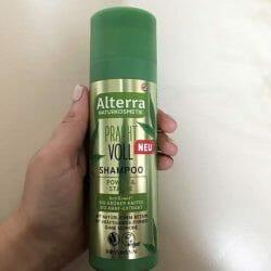 Produktbild zu Alterra Naturkosmetik Prachtvoll Shampoo Power & Stärke