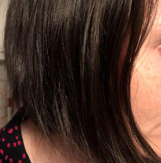 alverde Nutri-Care 2-Phasen-Sprühkur Bio-Mandel Bio-Argan - Haare nach der Testphase