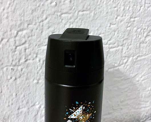 AXE Collision Leather & Cookies Deodorant & Bodyspray - Sprühvorrichtung