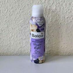 Produktbild zu Balea Deo Bodyspray Mystic Night (LE)