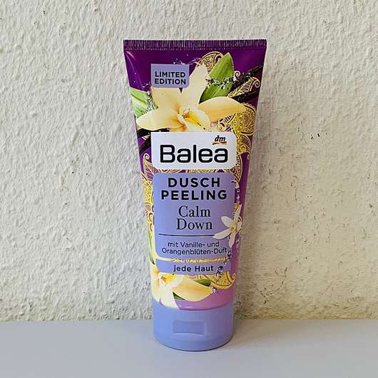 Balea Duschpeeling Calm Down (LE)