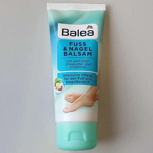 Balea Fuss- & Nagelbalsam