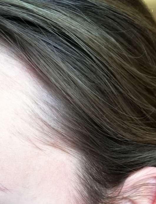 Batiste Luxe Dry Shampoo - Haare vor der Anwendung
