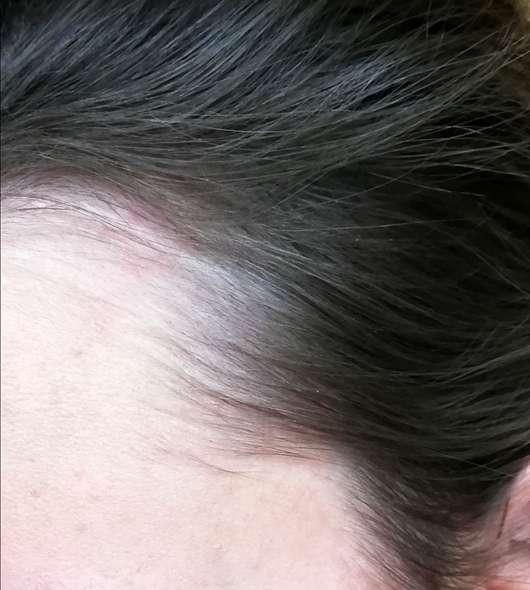 Batiste Luxe Dry Shampoo - Haare nach der Anwendung