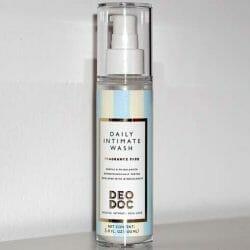 Produktbild zu DeoDoc Daily Intimate Wash Fragrance Free