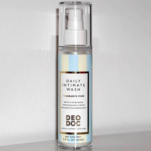 <strong>DeoDoc</strong> Daily Intimate Wash Fragrance Free
