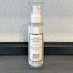 Produktbild zu DeoDoc Daily Intimate Wash Violet Cotton
