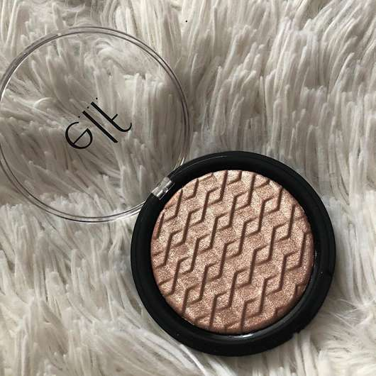 e.l.f. Cosmetics Metallic Flare Highlighter, Farbe: Rose Gold