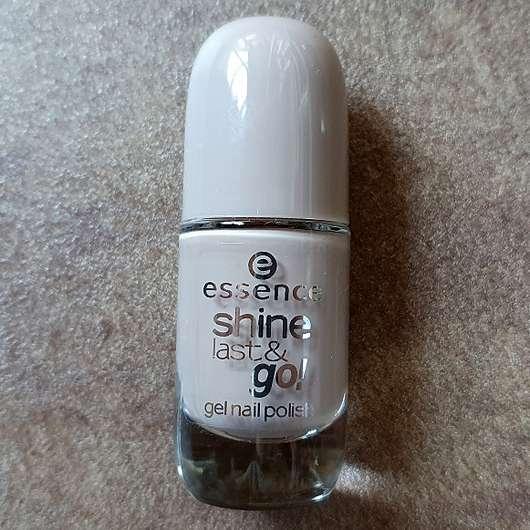 essence shine last & go! gel nail polish, Farbe: don't worry