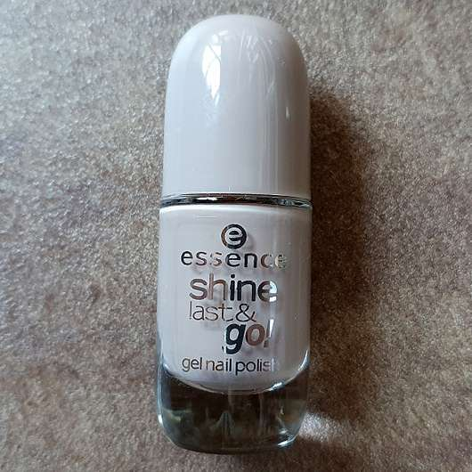 <strong>essence</strong> shine last & go! gel nail polish - Farbe: don't worry