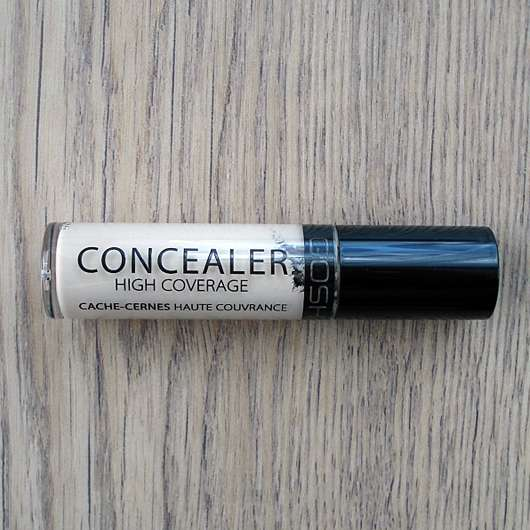 GOSH High-Coverage Concealer, Farbe: 002 Ivory