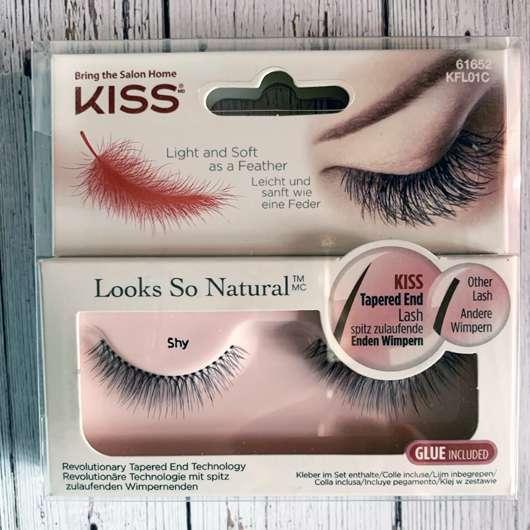 KISS Looks So Natural Lash, Design: Shy