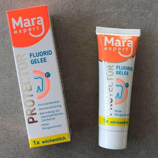 MARA EXPERT Fluorid Gelee Protector