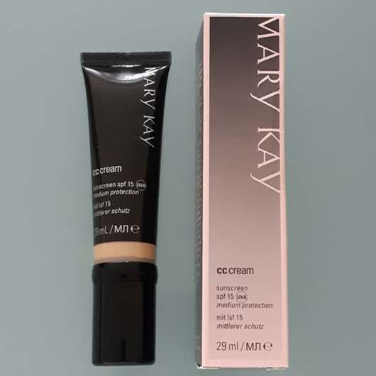 <strong>Mary Kay</strong> CC Cream SPF15 - Farbe: Medium To Deep