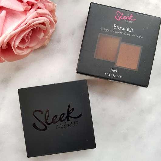 <strong>Sleek MakeUP</strong> Brow Kit - Farbe: 818 Dark