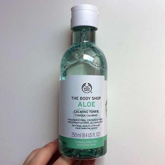 <strong>The Body Shop</strong> Aloe Calming Toner