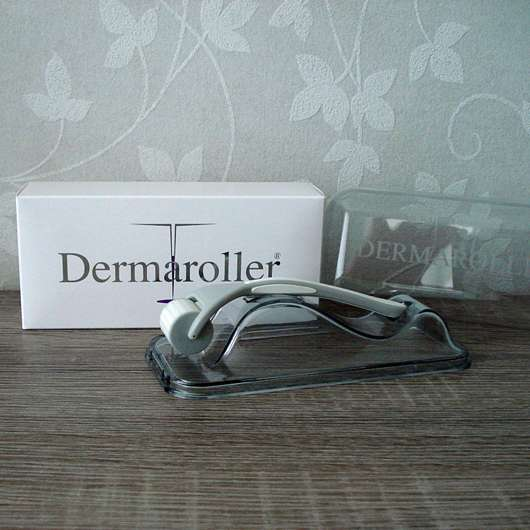 Dermaroller HC902 & Roller Cleaner - Dermaroller