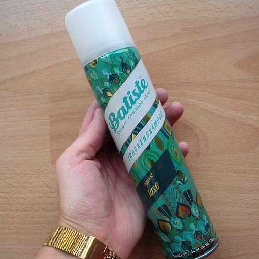 Batiste Luxe Dry Shampoo
