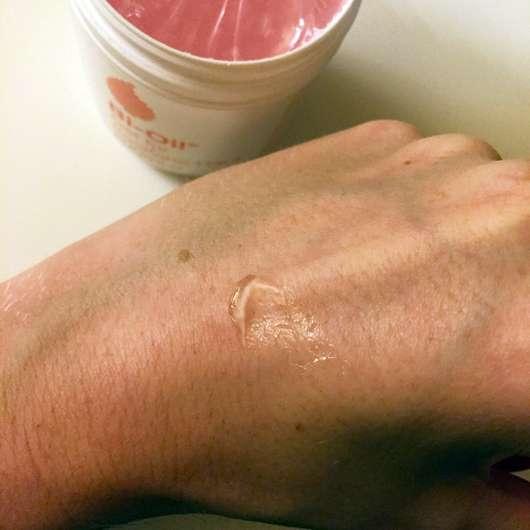 Bi-Oil Gel für trockene Haut - Konsistenz