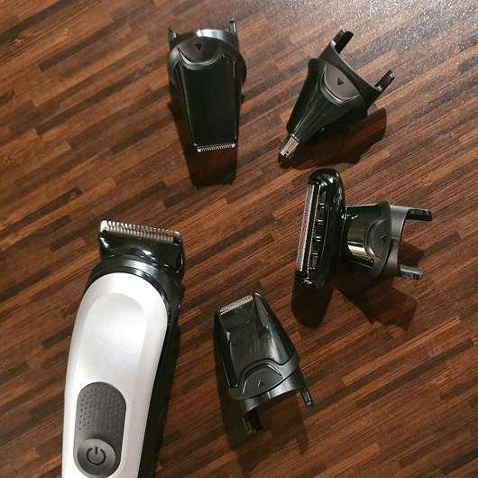 BRAUN MGK7020 10-in-1 styling kit All-in-one trimmer - Aufsätze