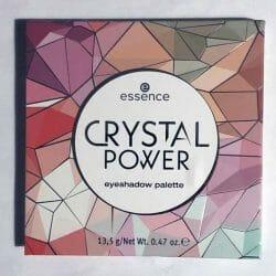 Produktbild zu essence crystal power eyeshadow palette