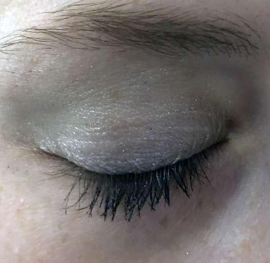 """essence crystal power eyeshadow palette - AMU 2 mit """"believe in miracles"""""""
