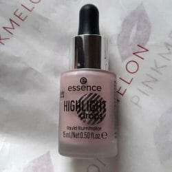 Produktbild zu essence highlight drops liquid illuminator – Farbe: 20 rosy aura