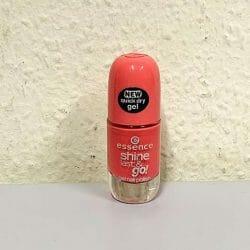 Produktbild zu essence shine last & go! gel nail polish – Farbe: 43 I'll cover you