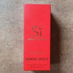 Produktbild zu Giorgio Armani Si Passione Eau de Parfum