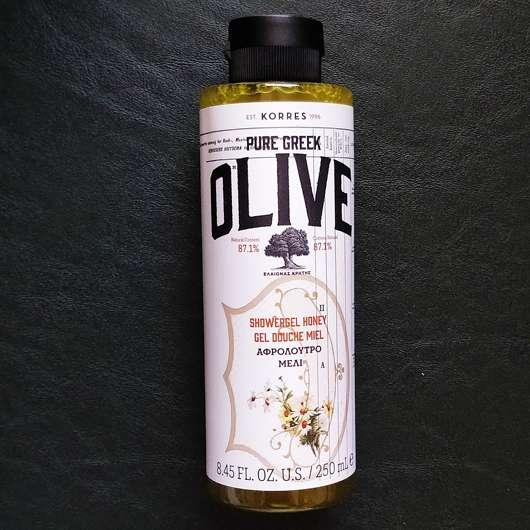 <strong>KORRES</strong> Olivenöl & Honig Duschgel