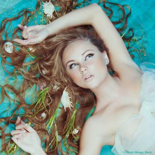 Mermaid-Tears – ganz easy geschminkt