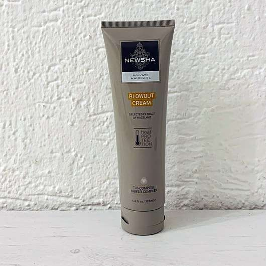 <strong>NEWSHA</strong> Blowout Cream Heat Protection bis 230°C