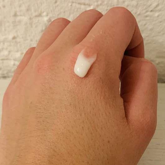 NEWSHA Blowout Cream Heat Protection bis 230°C - Konsistenz